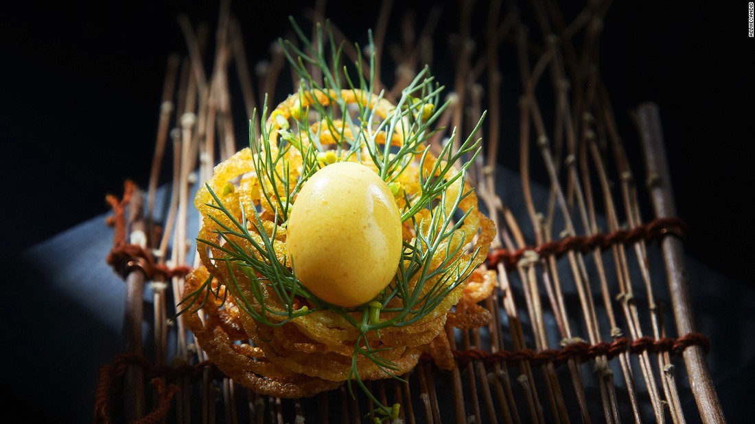 Gaggan attempts to revolutionize the concept of Indian cuisine. It's helmed by mercurial young chef Gaggan Anand.