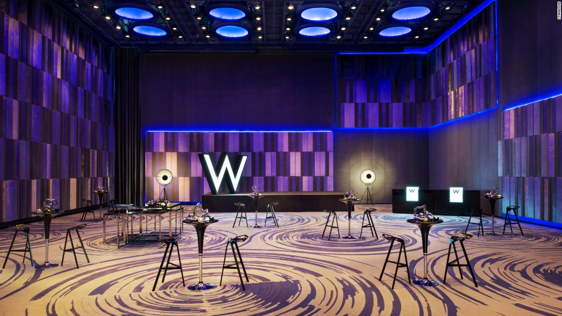 W Hotels by Starwood was ahead of its time when it opened its first properties in pre-social media 1998. Its original target customer was a fashionable, high-energy individual -- someone who'd now likely be described as having a millennial psychographic.