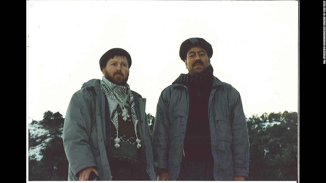 Al-Suri, left, with Atwan. Atwan was the founding editor of Al-Quds Al-Arabi, an independent Arabic weekly published in London that had been critical of certain Arab regimes and the 1991 Persian Gulf War. He nabbed the first interview in Afghanistan with bin Laden on this 1996 trip.