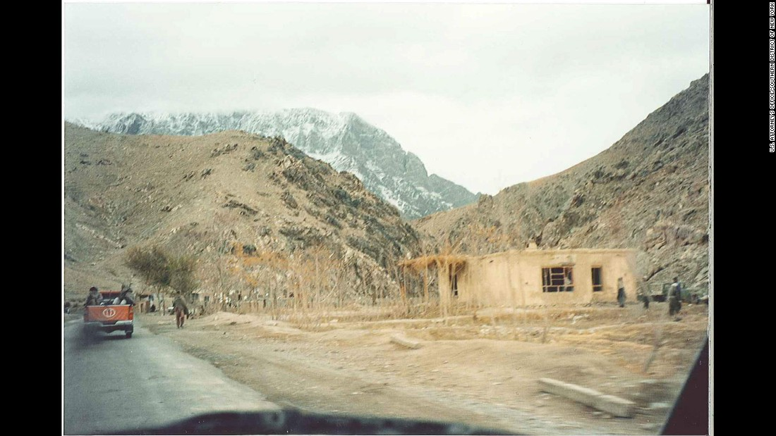 The journey from Jalalabad to Tora Bora was a perilous and bumpy ride past armed checkpoints. In al Qaeda's vehicle of choice -- a Toyota pickup truck -- it was a three-hour trip.