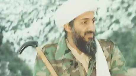 Never-before seen pictures of Osama bin Laden