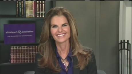 "Maria Shriver's ""Wipe Out Alzheimer's"" Challenge"