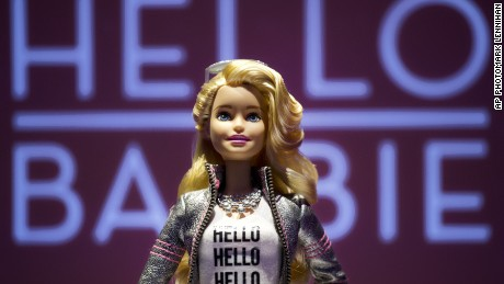 Is Hello Barbie eavesdropping on your kids?