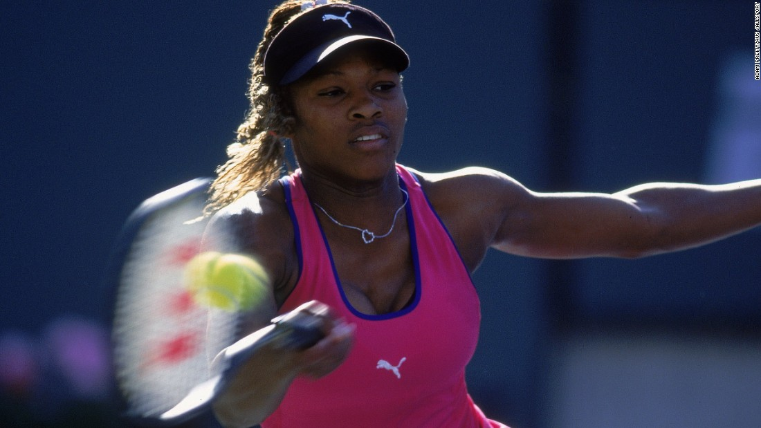 Despite the charged atmosphere, Serena Williams beat Clijsters in three sets to repeat as champion.