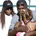 Serena Richard hug 2001