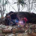 VANUATU cyclone photo