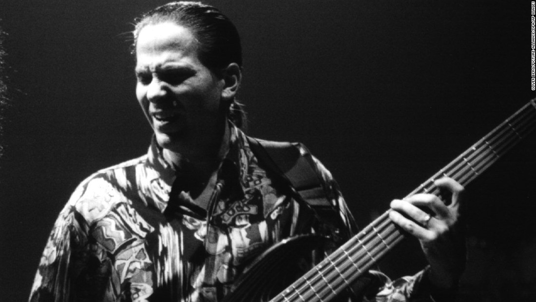 "For more than two decades, bassist <a href=""http://www.cnn.com/2015/03/16/entertainment/toto-bassist-mike-porcaro-dead/index.html"" target=""_blank"">Mike Porcaro</a> was a rock star with the band Toto, playing venues around the world. Porcaro died after a battle with Lou Gehrig's disease, or ALS, on March 15. He was 59."