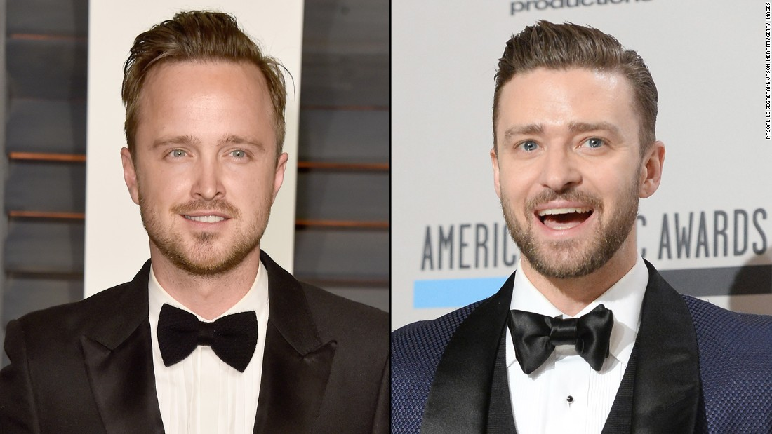 "Justin Timberlake, right, and Aaron Paul are two very busy guys, but sometimes pizza with friends is a bigger priority. When Timberlake asked on Twitter whether he was the only one who ""legitimately"" misses Jesse Pinkman, Paul's ""Breaking Bad"" character, <a href=""https://twitter.com/aaronpaul_8/with_replies"" target=""_blank"">Paul replied</a>: ""I miss you too, man. We should hang out and eat some pizza."" If Timberlake's response is any indication, the two bosom buddies will soon be tracking down <a href=""https://twitter.com/jtimberlake/status/474530054798450691"" target=""_blank"">a Chick-fil-A pie. </a>"