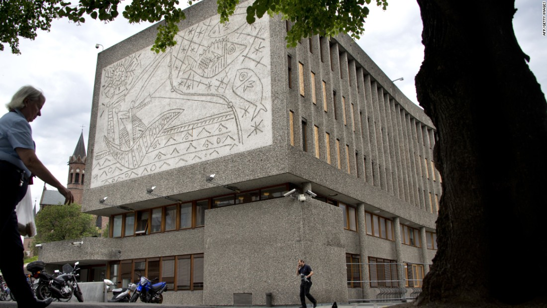 "Picasso's first attempts at concrete murals adorn the walls of two government buildings in Oslo, Norway, called H-Block and Y-Block. Both were heavily damaged during the <a href=""http://www.cnn.com/2011/WORLD/europe/07/22/norway.explosion/"">Anders Breivik bombings</a> in 2011, and given the high cost of repairs -- estimated to be $70 million -- a proposal has been made to demolish them and relocate the murals. But the <a href=""http://www.bbc.co.uk/news/entertainment-arts-23753192"" target=""_blank"">public opinion is divided</a>, as the artwork was designed specifically for these buildings."