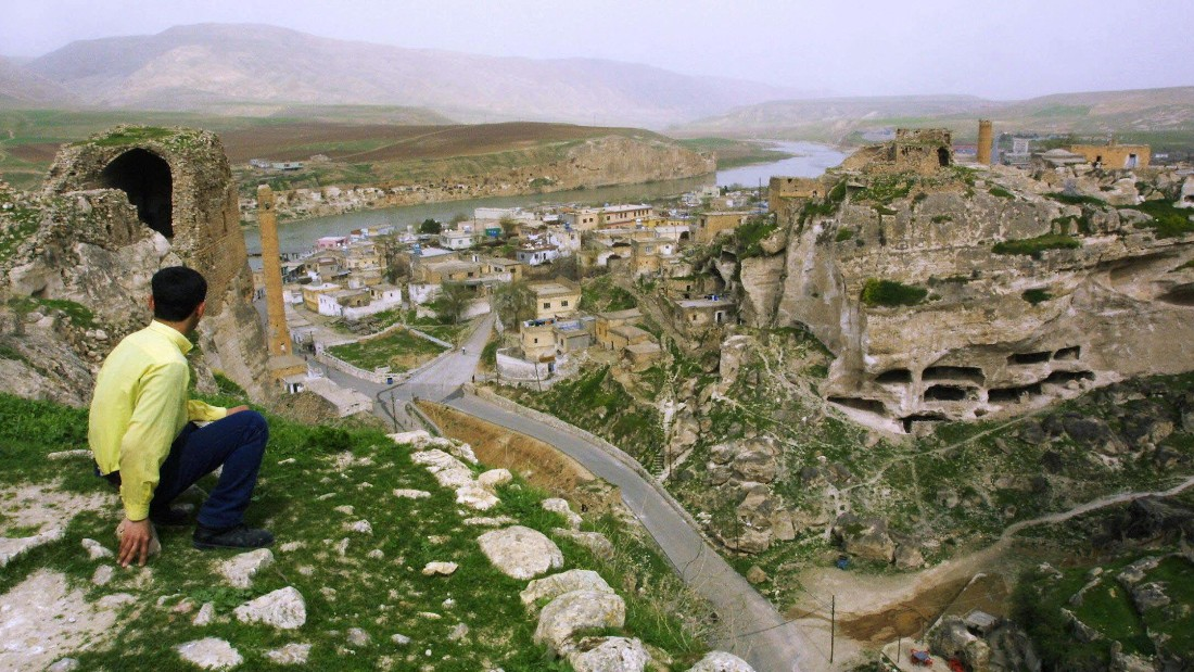 "This ancient town along the Tigris river has a history that stretches back thousand of years, but that might come to and end in 2015 with the <a href=""http://en.wikipedia.org/wiki/Ilısu_Dam"" target=""_blank"">completion of a dam</a> that will likely flood it, affecting about 50,000 people. Controversy around the project and loss of international funding have not deterred Turkey from continuing construction, with the promise that artifacts will be relocated and townsfolk compensated."