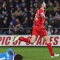 Henderson Swansea goal