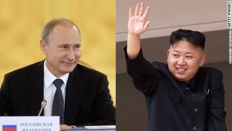 "North Korea and Russia declared 2015, which is the 70th anniversary of the end of World War II, as ""Friendship Year."" The two countries have intensified their relationship, with goals to increase trading to $1 billion a year. Also, there are talks that North Korean leader Kim Jong Un will make his first foreign visit to Moscow this year."