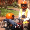 safeboda 5 - driver waiting street