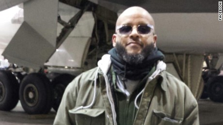 Tairod Nathan Webster Pugh served in the U.S. Air Force from 1986 to 1990.