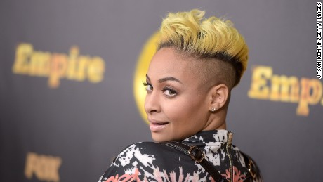 "Raven-Symoné is reprising her role from the hit children's show ""That's So Raven."""