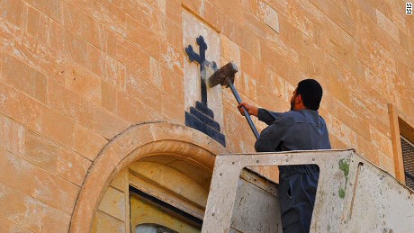 ISIS threatens survival of Christianity in Iraq