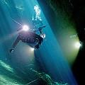 lemur fossil graveyard madagascar underwater cave diving