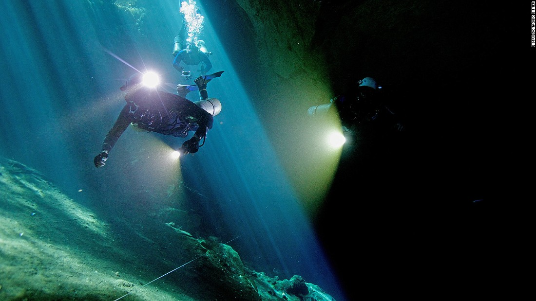 Earlier this year, an international diving team explored flooded caves in Madagascar, and uncovered the largest cache of fossils in the country to date, including the remains of gorilla-sized lemurs, pygmy hippopotamuses, horned crocodile and elephant birds.
