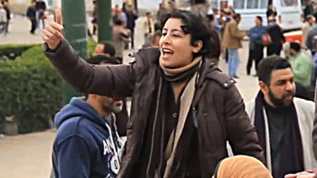 March 2015: Officer charged in Egyptian protester's death