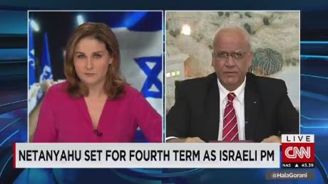 wrn israel election saeb erekat reaction bts_00000903