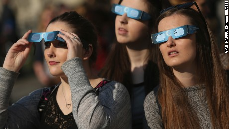 Can you really go blind staring at an eclipse? Tips for safe viewing