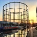 gas holders london