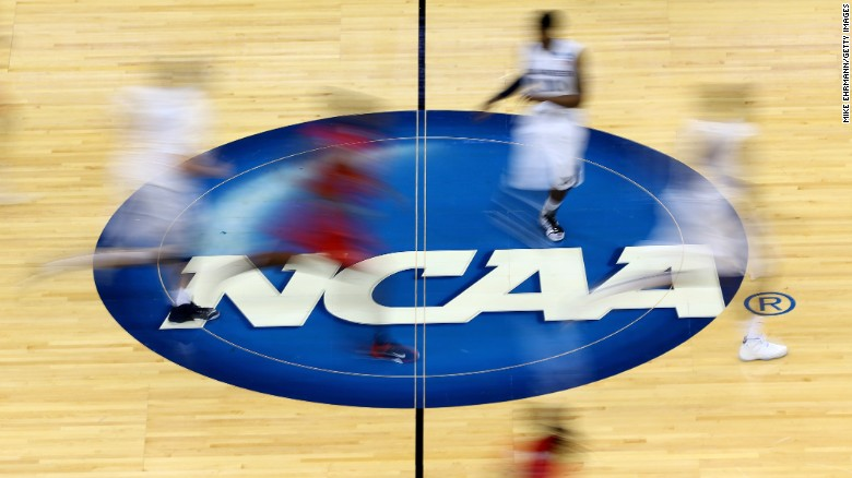 (2016) NCAA pulls tournaments from NC over 'bathroom law'