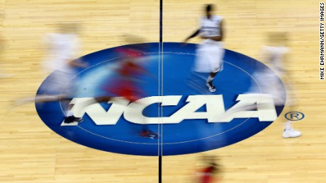 Supreme Court lets stand ruling that says NCAA violates anti-trust laws