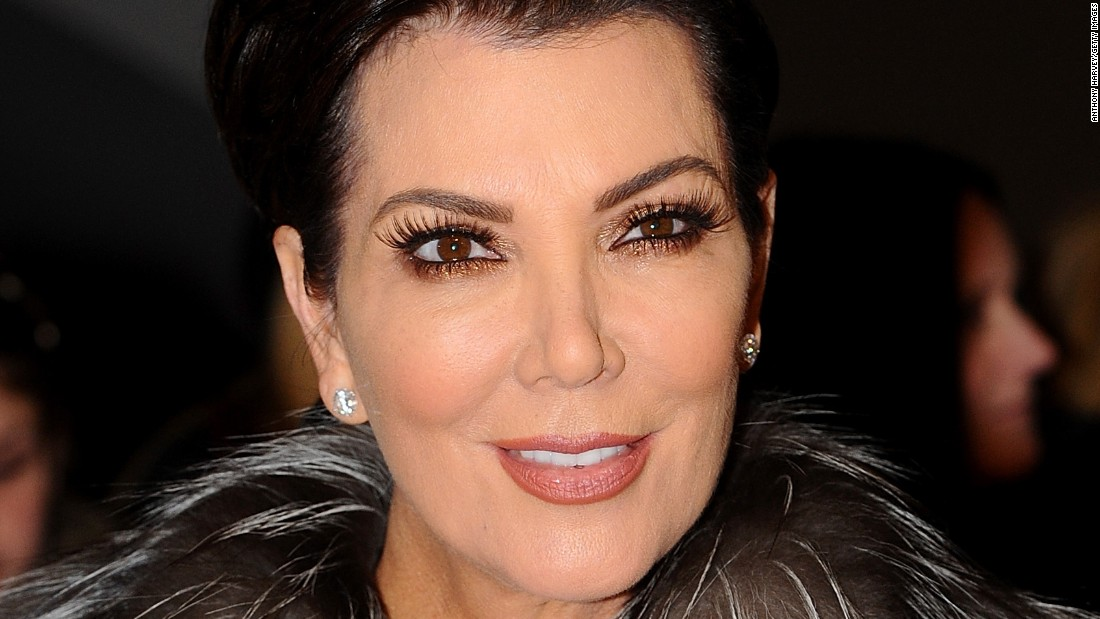 "Kris Jenner, the matriarch of the family, was married to Los Angeles lawyer Robert Kardashian until 1991 and then married Olympian Bruce Jenner a month after the divorce. She's hosted a talk show, ""Kris,"" and been a regular presence on ""Keeping Up."" She split from Bruce in September 2014; he later transitioned to Caitlyn Jenner."