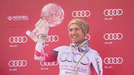 The rise of ski champion Marcel Hirscher