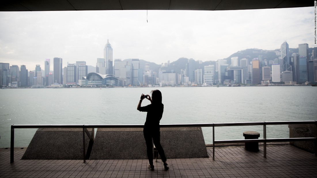 Hong Kong ranks No. 23 on TripAdvisor's 2015 Travelers' Choice list.