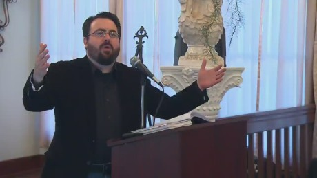A preacher turned atheist shares his message non-belief