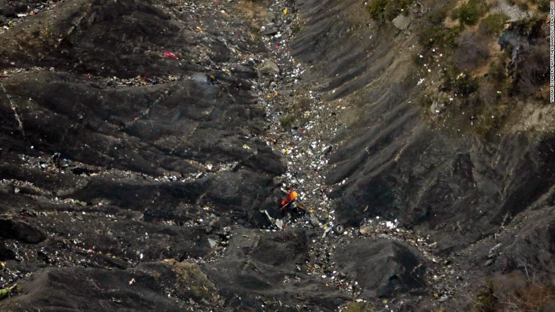 Officials Copilot Andreas Lubitz Hid Illness CNN - Mountainous terrain aircraft accidents map us