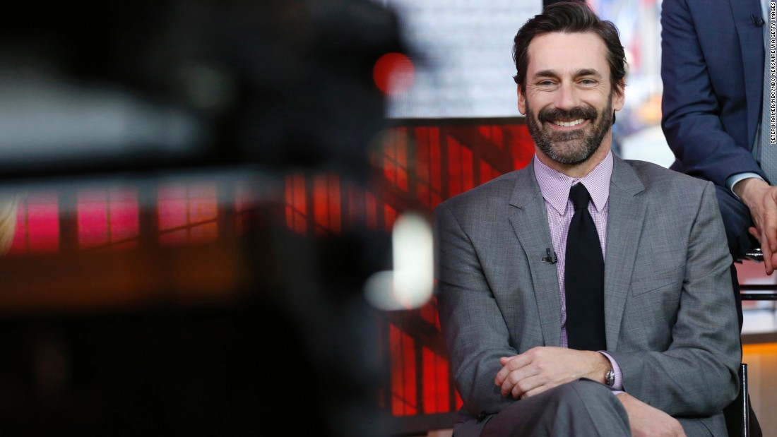 "TMZ reported that <strong>Jon Hamm</strong> of AMC's ""Mad Men,"" shown here on NBC's ""Today"" show, completed a 30-day stint in rehab to treat an addiction to alcohol."