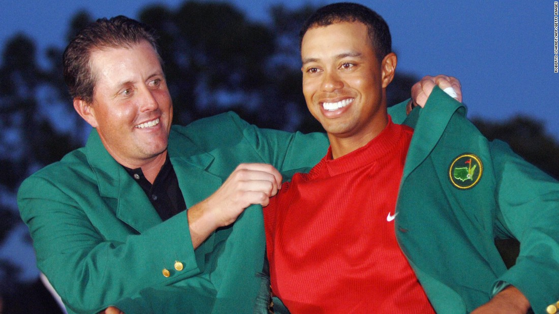 How Many Green Jackets Does Tiger Woods Have - My Jacket