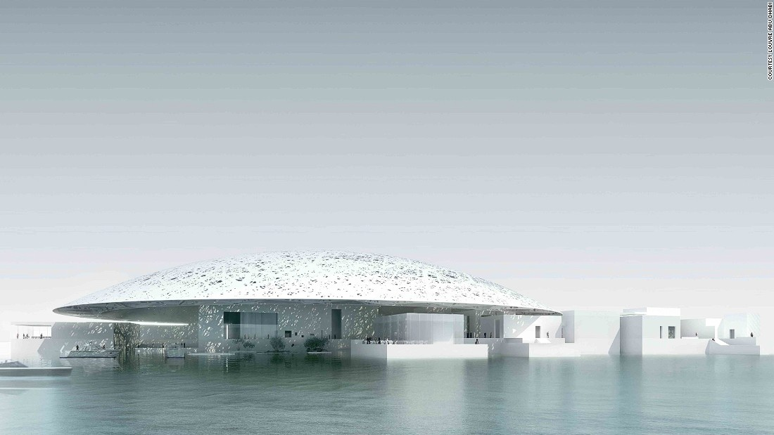 "Also opening in the region this year is the the hotly anticipated <a href=""http://edition.cnn.com/SPECIALS/inside-the-middle-east/louvre-abu-dhabi/part/1"">Louvre Abu Dhabi</a>, masterminded by French architect Jean Nouvel (also a Pritzker Prize-winner). The highlight? A lattice steel roof intended to create the illusion of a ""rain of light"" for those walking underneath. It's meant to be reminiscent of walking through a semi-covered souk."
