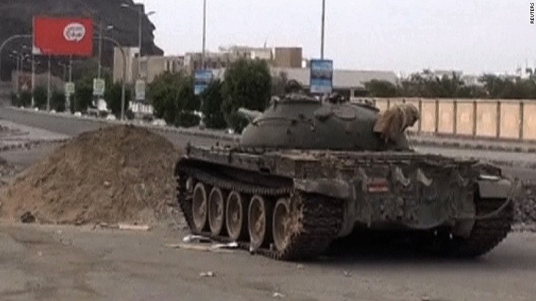 Saudis launch military campaign in Yemen