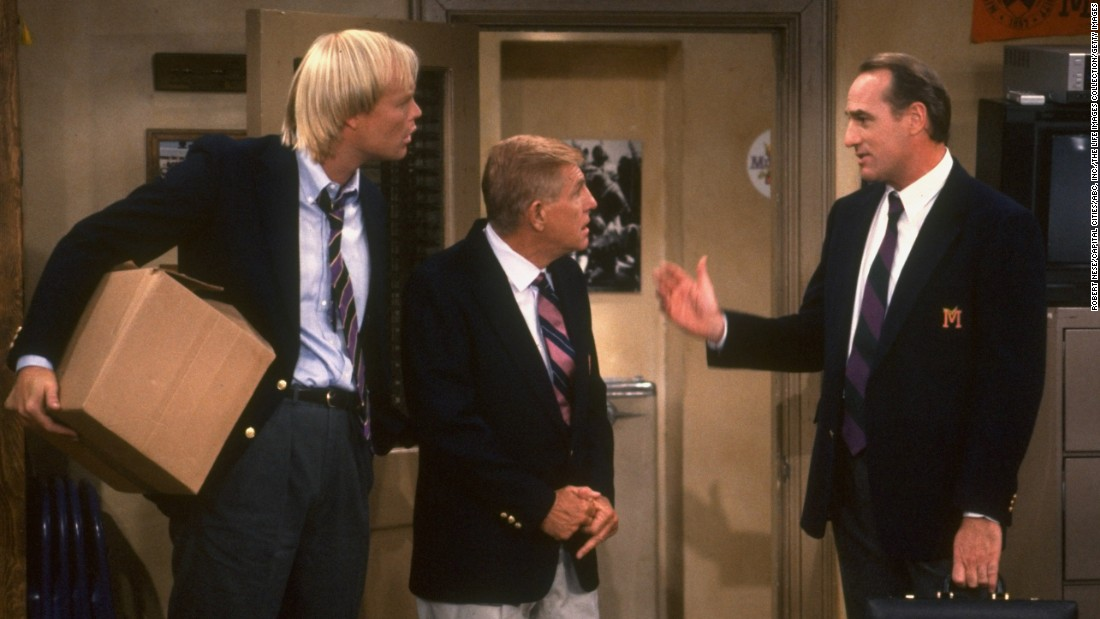 "Bill Fagerbakke, left, Jerry Van Dyke and Craig T. Nelson starred in the comedy ""Coach,"" which ended in 1997. Fans were excited by news that NBC was working on <a href=""http://www.cnn.com/2015/03/27/entertainment/craig-t-nelson-coach-coach-thr-feat/index.html"">a ""Coach"" revival starring Nelson</a>, but it was reported in September <a href=""http://www.hollywoodreporter.com/live-feed/coach-follow-up-dead-at-819218?cnn=yes"" target=""_blank"">the reboot had been scrapped. </a>"