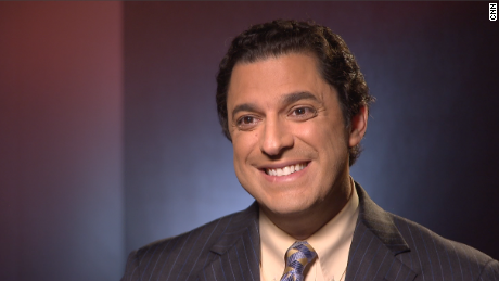 David Silverman is the president of American Atheists.
