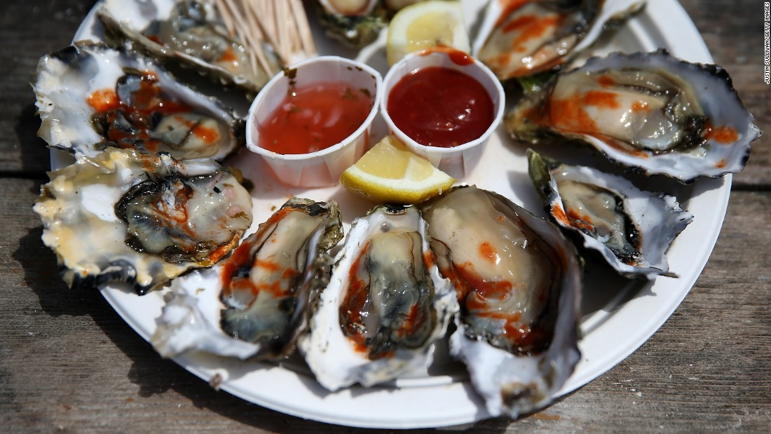 "It is common for some arsenic to be found in seafood. However, <a href=""http://www.atsdr.cdc.gov/csem/csem.asp?csem=1&po=5"" target=""_blank"">higher concentrations of dietary organic arsenic</a> may be found in bivalve mollusks (clams, oysters, mussels) and crustaceans (crabs and lobsters), according to the Agency for Toxic Substances and Disease Registry. The organic forms of arsenic found in these types of seafood are generally considered nontoxic."