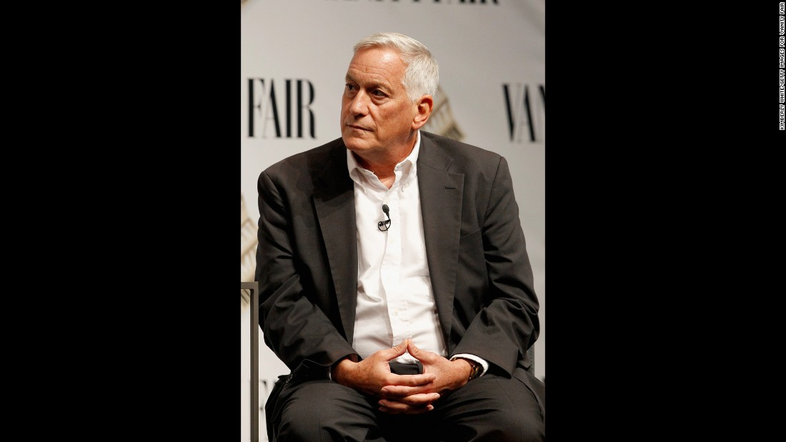 Walter Isaacson, author and president and CEO of the Aspen Institute, was the Senior Day speaker at Vanderbilt University in Nashville on May 7.