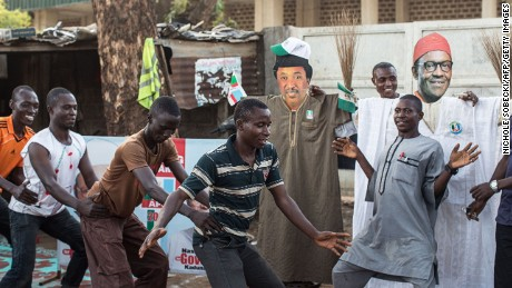 Nigeria votes: Forget the candidates, democracy was the real winner