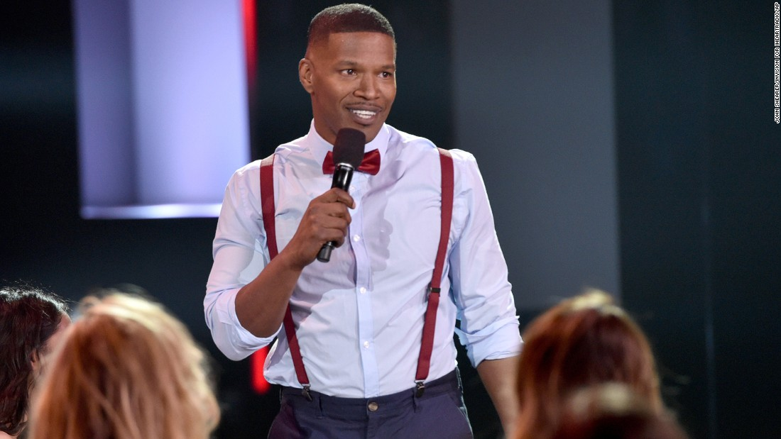 "Twitter wasn't laughing after <a href=""http://www.cnn.com/2015/03/30/entertainment/iheartradio-awards-jamie-foxx-bruce-jenner-joke/index.html"">Jamie Foxx made a joke about Olympic hero Bruce (now Caitlyn) Jenner</a> during the iHeartRadio Music Awards in Los Angeles on March 29. ""We got some ground-breaking performances, here too, tonight,"" Foxx said. ""We got Bruce Jenner, who will be doing some musical performances. He's doing a his-and-her duet all by himself."""