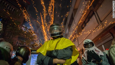 Yanshui fireworks: Not for the faint-hearted.