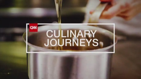 On the next Culinary Journeys: Dominique Crenn