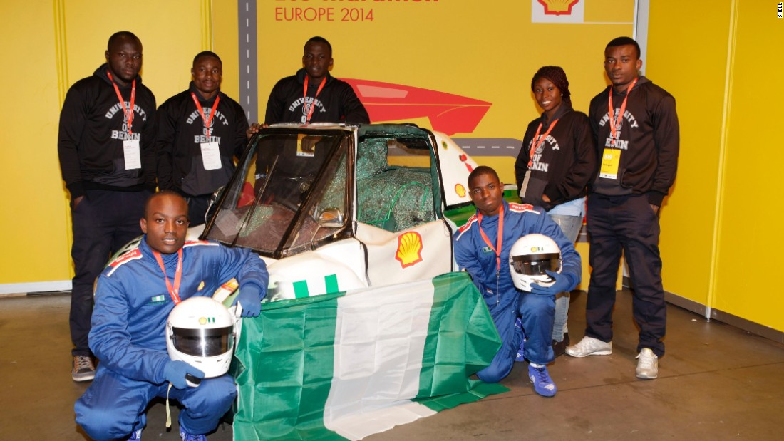 "The team behind Ecocruise also created the petrol-powered ""Tuke-Tuke"" which competed at the Shell Eco-marathon Europe 2014 in Rotterdam."