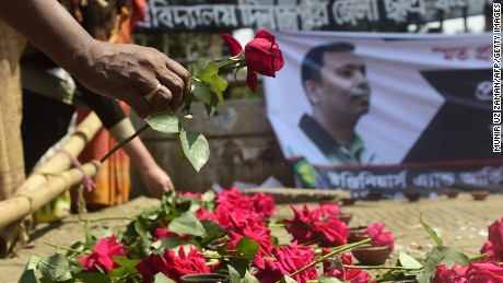 U.S. Blogger Hacked To Death In Bangladesh