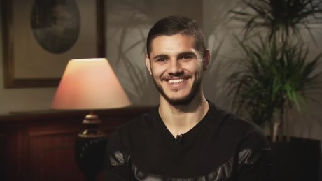 Mauro Icardi talks family and feuds