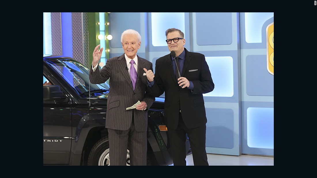 "Bob Barker, former host of TV's ""The Price is Right,"" surprised viewers when he came out of retirement to appear on the show in April 2015 with current host Drew Carey. Here's a look at noteworthy moments from Barker's long career in show business."