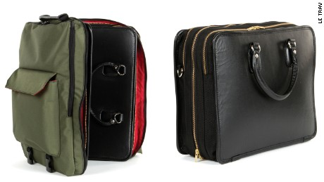 The LeTrav Convertible Carrying Case.